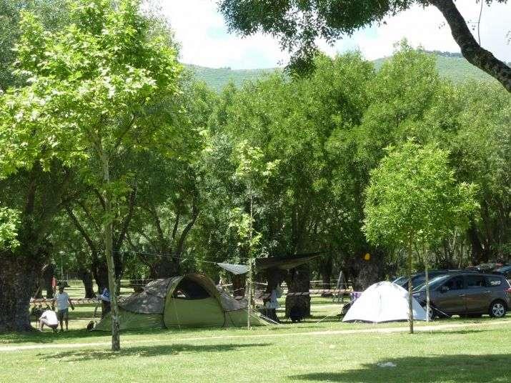 Camping Caravaning el Escorial