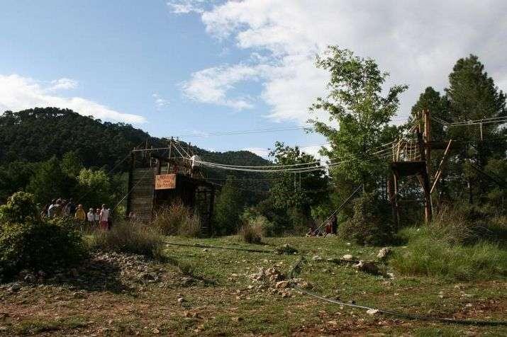 Camping Puente de Las Herrerías
