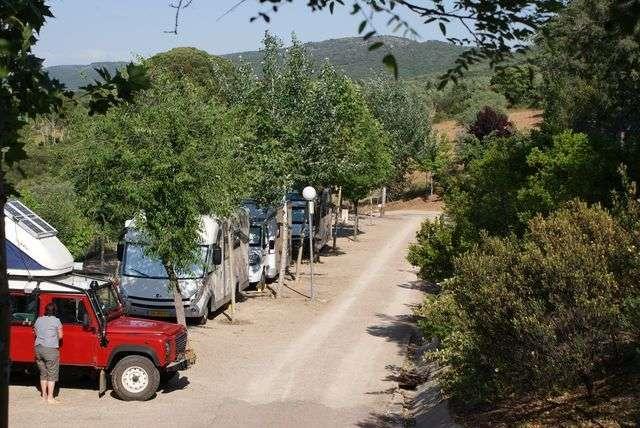 Camping Red Mirador de Cabañeros