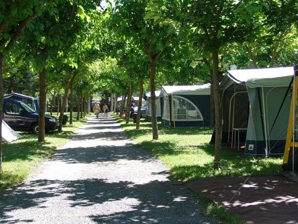 Camping Peña Montañesa