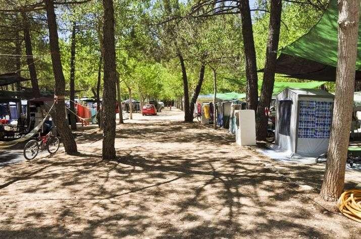 Camping Río Mundo