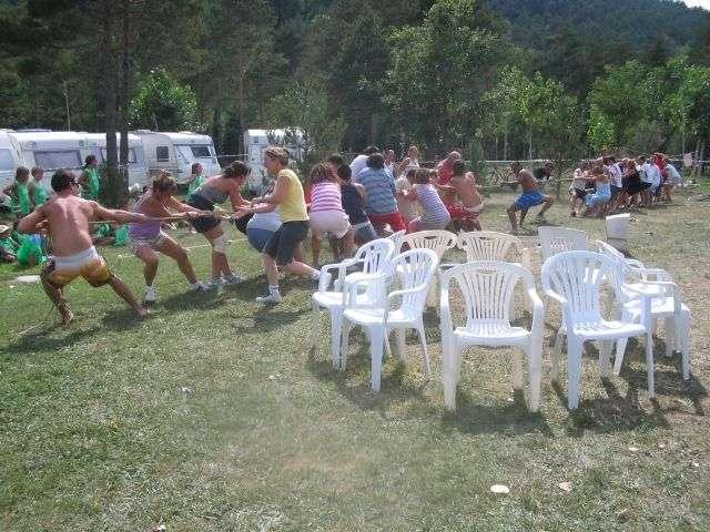 Camping Pirinenc