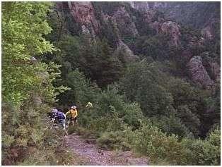 Camping Pont D'Ardaix
