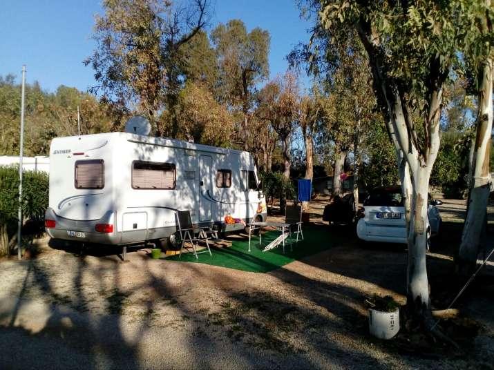 Camping Torre La Sal María