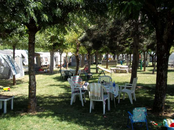 Bilder von Camping-Escarra