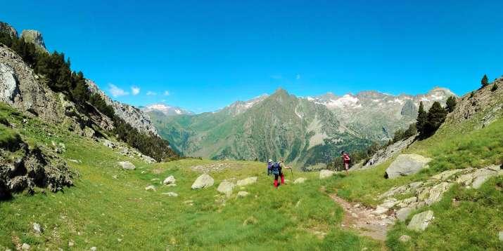 Camping La Borda D'Arnaldet