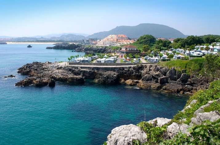Camping Playa de Isla