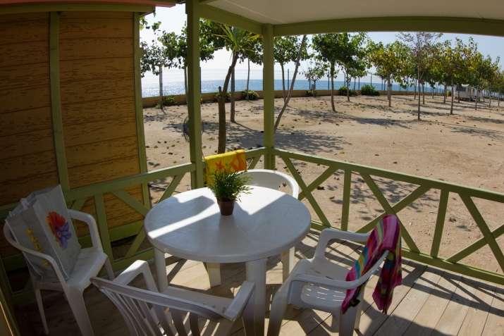 Camping Caballo de Mar