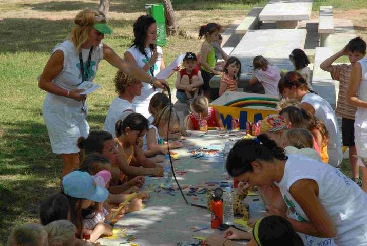 Camping El Delfín Verde