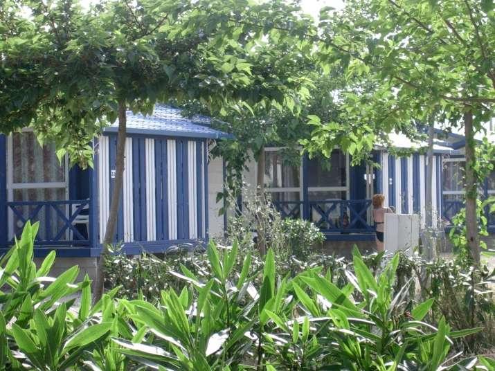 Camping Azul