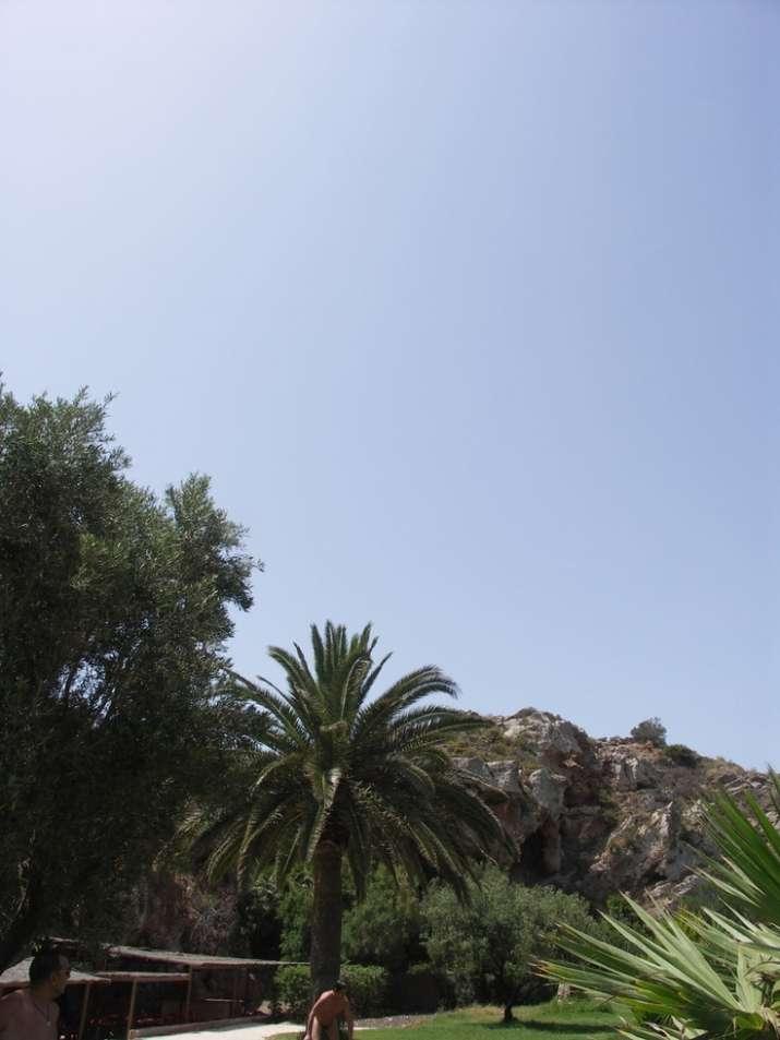Camping Naturista el Portus
