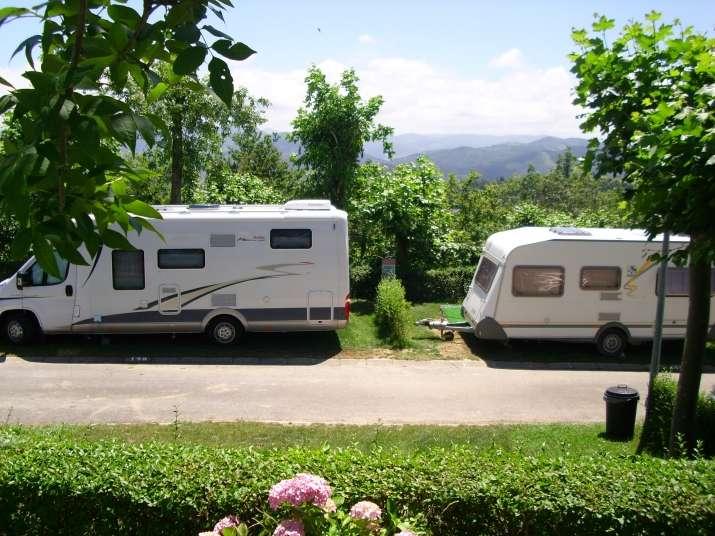 Camping Bungalows Igueldo San Sebastián