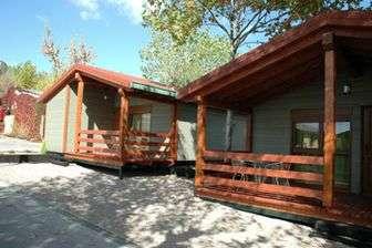 Entorno del Camping Arco Iris Bungalow Park