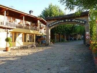 Entorno del Camping La Gorga