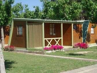 Camping La Rueda, in Cubelles (Barcelona)