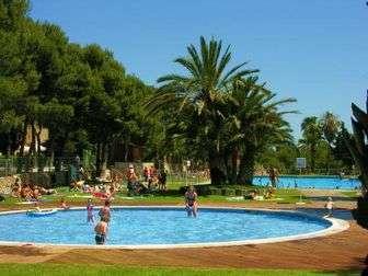 Entorno del Camping Vilanova Park