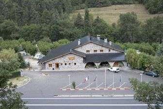 Entorno del Camping Pont D'Ardaix