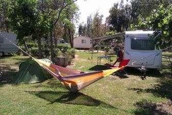 Entorno del Camping Ampolla Playa