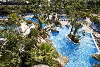 Entorno del Camping La Siesta Salou Resort