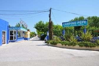 Entorno del Camping Pepe