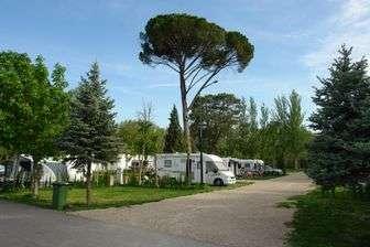Entorno del Camping Internacional Aranjuez