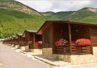 Entorno del Camping Valle de Tena