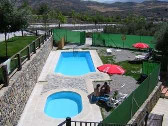 Entorno del Camping Alto de Viñuelas
