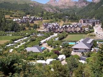 Entorno del Camping Escarra