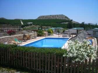 Entorno del Camping La Quinta Bella