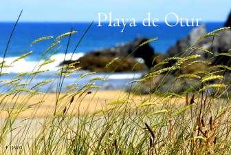 Entorno del Camping Playa de Otur