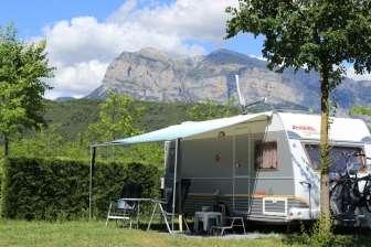 Entorno del Camping Peña Montañesa