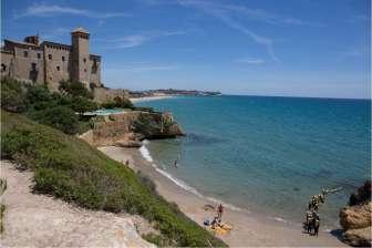 Camping Trillas Platja Tamarit, in Tarragona (Tarragona)