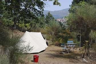 Campings cerca de un lago