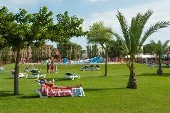 Entorno del Camping Playa Brava