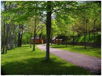 Entorno del Camping Bedura Park