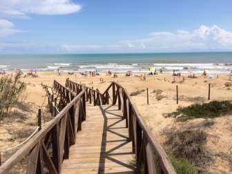Camping Palm Mar, in Guardamar Del Segura (Alicante)