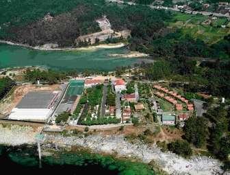 Entorno del Camping Moreiras