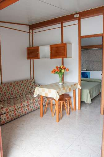 Camping Baltar, dans Sanxenxo (Pontevedra)