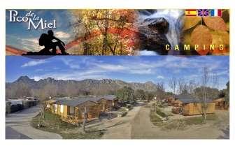 Entorno del Camping Pico de la Miel