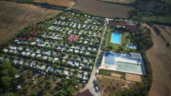 Entorno del Camping Lizarra