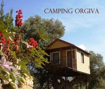 Entorno del Camping Órgiva