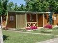 Photo of the environment Bungalow LA RUEDA in Cubelles