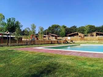 Offerta in Campeggio Rural Montori - Campeggio in Girona