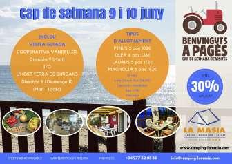 Te bieden in Bungalow La Masía Tarragona - Bungalow in Tarragona