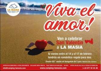 Oferta en el Camping La Masía Tarragona - Camping en Tarragona