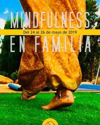Oferta en el Camping La Masía Tarragona: MINDFULNESS EN FAMILIA