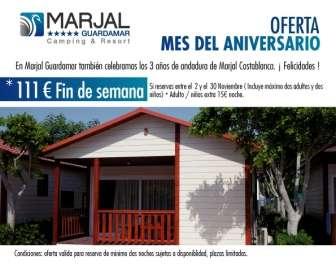 Camping Marjal Guardamar & Bungalows Resort