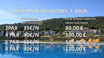 Offer in Camping La Sierrecilla - Camping in Malaga