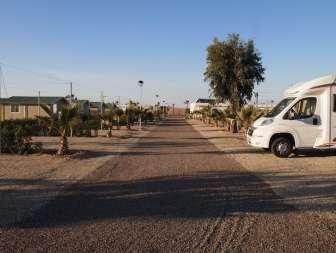 Te bieden in Camping Mar Azul  - Camping in Almería