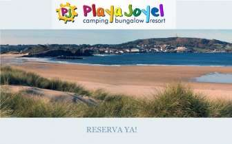 Offer in Bungalow Playa Joyel - Bungalow in Cantabria